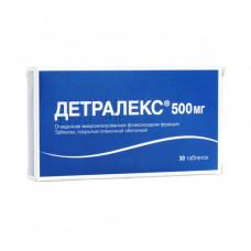 Детралекс таб 500мг №30