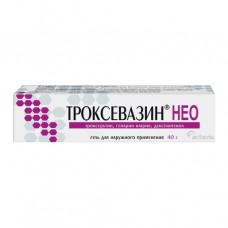 Троксевазин Нео 40г гель