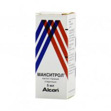 Макситрол 0,1%-5мл фл. М!