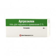 Артрозилен 5% 50г гель