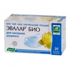 Чай Эвалар БИО для Контр.аппетита ф/п 1,5г №20