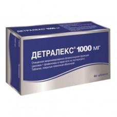 Детралекс 1000мг №60 таб