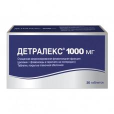 Детралекс таб 1000мг №30