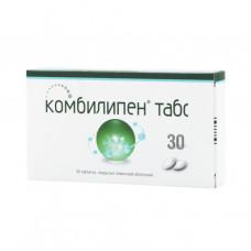 Комбилипен №30 таб п/о
