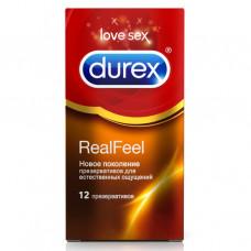 Презервативы Durex №12 Real Feel (Реал Фил)