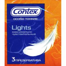 Презервативы Contex №3 Lights (тонкие)