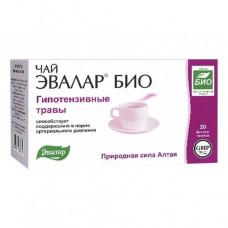 Чай Эвалар БИО гипотензивные травы ф/п 1,5г №20